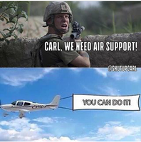 We need air support! by cosenza987