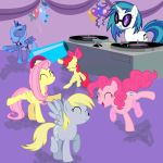 Pony PARTY! by Fembot13