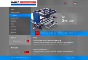 Hawe Systems by desee