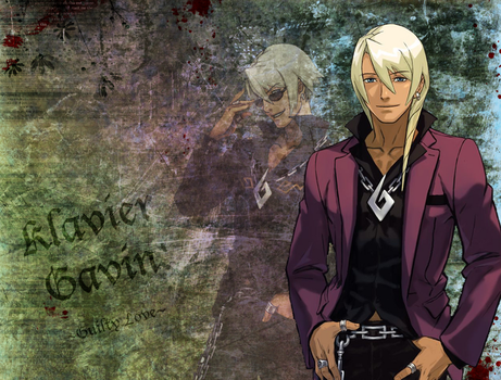 Klavier Gavin--God of Rock by phantasiagirl