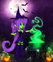 Bewitching Brew by RavenMoonDesigns
