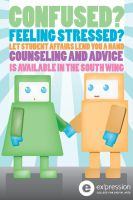 Counseling Poster by ezranay