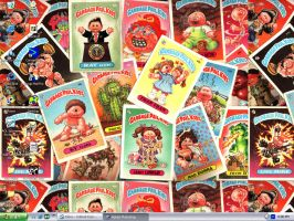 garbage pail kids 1 by atomicboyx