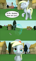 Bubbles Make THE Worst Friends! by NightB1ader