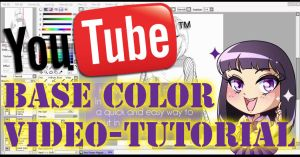 SAI - Base Color Video Tutorial for Beginners! by foogie