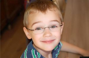 Boy with glasses by M10tje - High Quality by M10tje