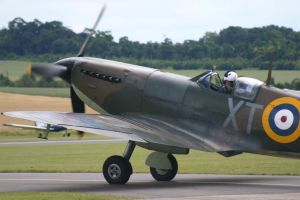 m11a spitfire bbmf two by Sceptre63