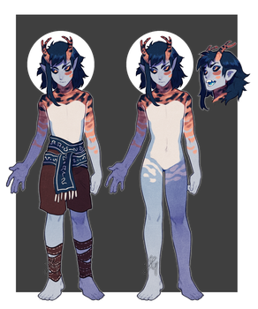 Adopt 68 [Auction- Closed] by sandflake-adoptables