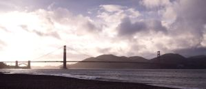 Golden Gate Bridge by piemagon