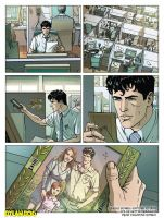 Dylan Dog colorfest 03 by kettyformaggio