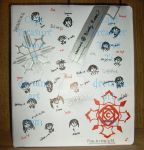 Vampire Knight Binder by CaptTreasureTroveTi