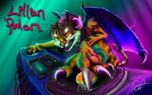 If I were a dj by Bexara