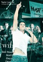 Taylor Lautner by xmuggy