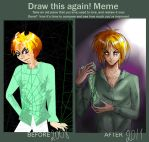 Draw it again meme by Elza-Shtolz