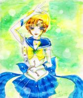 Sailor Uranus by Irumi17