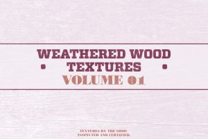Weathered wood textures volume 01 by simonh4