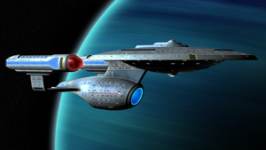 U.S.S. Faraday by UnrelatedIndividual