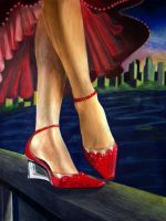Red Shoes by Cherie327
