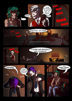 Under the Skin: Page 25 by ColacatintheHat