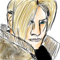 Leon S Kennedy by kerichoi