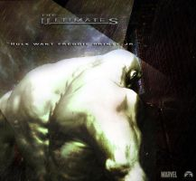 The Ultimates wallpaper - Hulk by Imperium-Hero