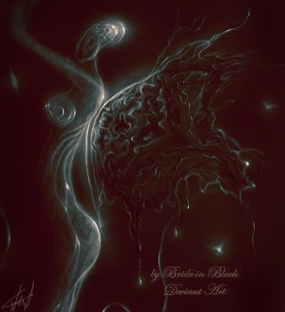 Bioluminescence by brideinblacklace