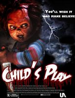 Child's Play Movie Cover 3 by DesignerDude0326