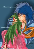 Saint Seiya - Don't die by saintcosevent