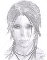 Lara Croft Tomb Raider 2012 by joshuagirardin12