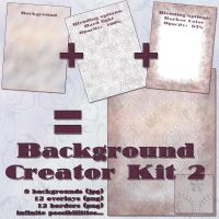 Background Creator Kit 2 by LucieG-Stock