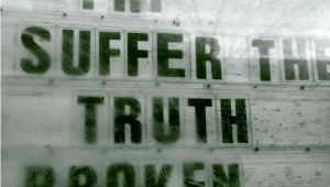 Suffer The Truth by wwwendycom