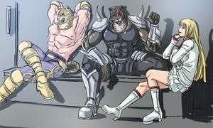 Tekken Kings by Frost7