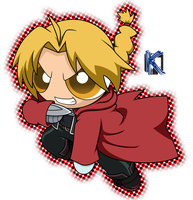 Request: Edward Elric by Komal08731