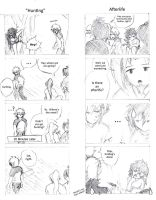 4 Koma -Afterlife and 'Hunting' by shinsengumi77