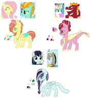 Mlp: Adopts Closed by BlackTempestBrony