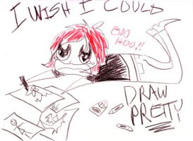 Me Draw Pretty One Day by rachelthegreat