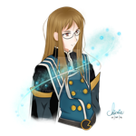 Jade Curtiss - Tales of the Abyss by chieriechi