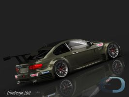 BMW E92 M3 GTR 2008 d by ely862me