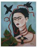 The Predestination of Frida by dzaet
