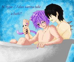 Bath collab by Caneage