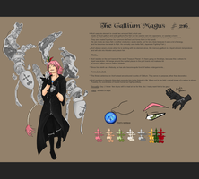 Xcirl : The Gallium Magus : by X3-chan