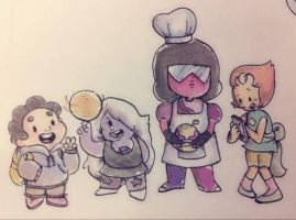 THIS WOULD BE REALLY COOL CROSSOVER SERIOUSLY(pt2) by Stick2mate