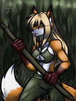 Commission- Savage Nikki by Barrin84