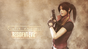 Claire Redfield RE DC v.3 by Vicky-Redfield