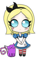 alice by Mizdreavus