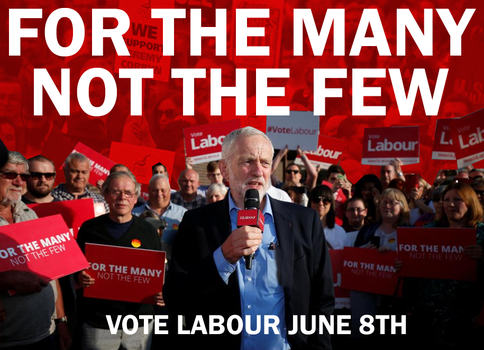 Corbyn For the People by Party9999999