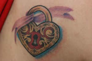 heart lock by sliceman424