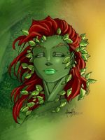 Poison Ivy by JeffieB