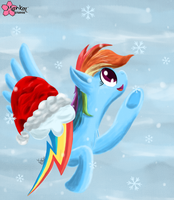Let it Snow I by CloudDG