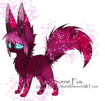 Scene Fox Adoptable ~ 3 {ON HOLD} by BiahAdopts